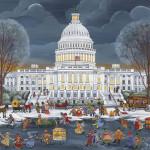 Capitol Skating Party