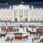 Holiday Evening at the White House