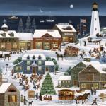Seaside Country Christmas