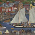 City Dock / Mystic Whaler